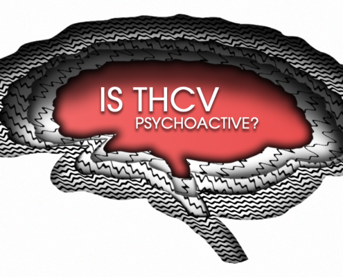Is THCV Psychoactive?