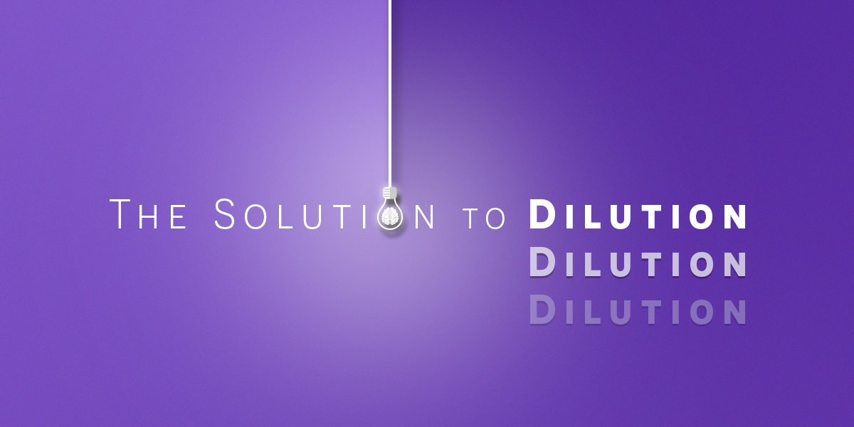 What is Dilution? Learn Why Some CBD Manufacturers Dilute Their Oils.