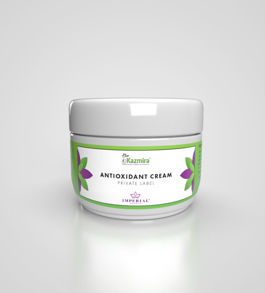 Private Label Antioxidant Cream