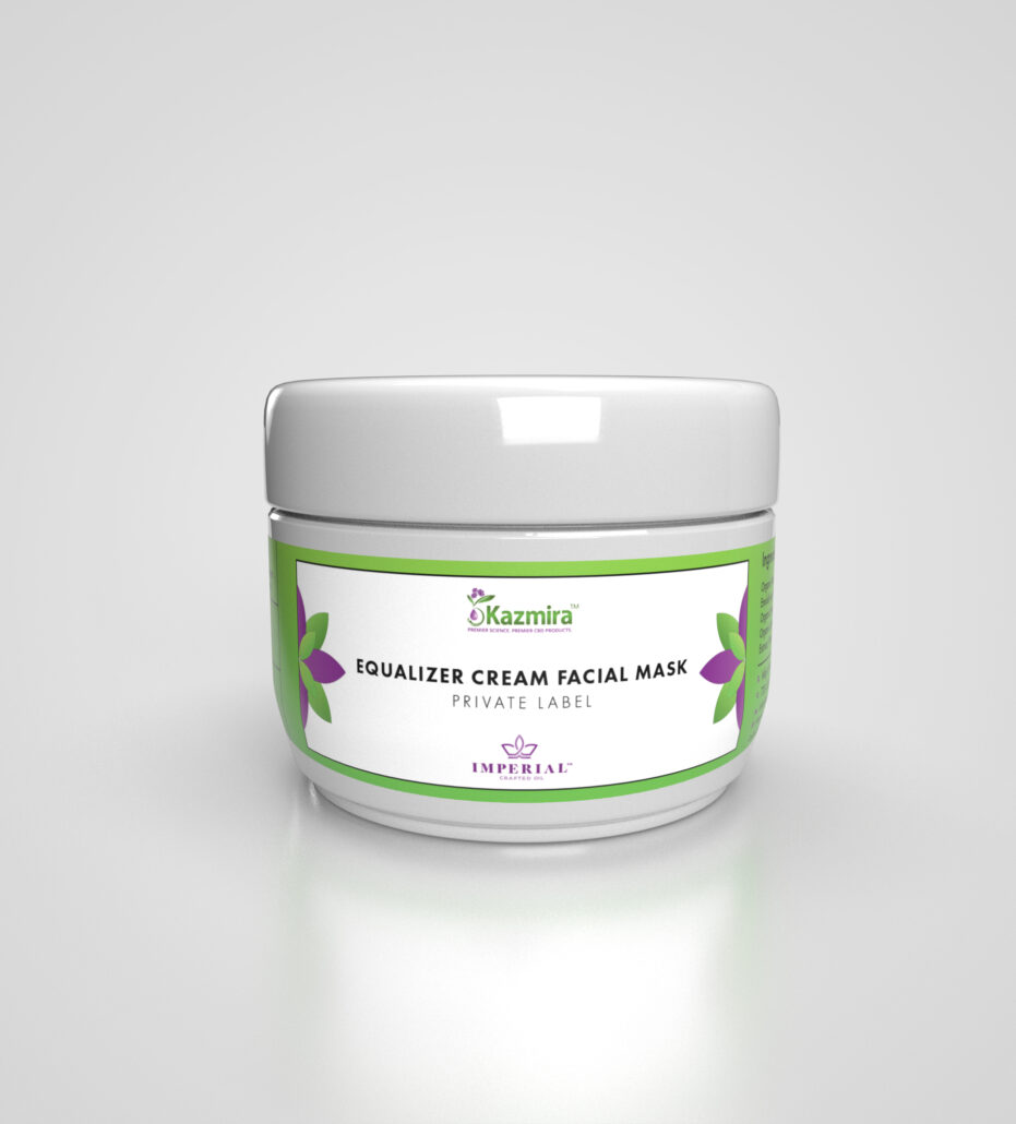 Private Label Equalizer Cream Facial Mask