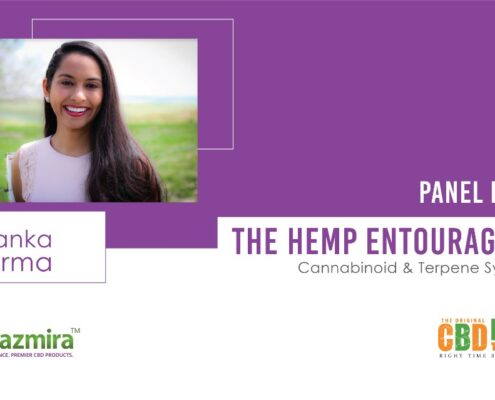 Dr. Sharma to be part of panel discussion on the Entourage Effect at CBD Expo Midwest