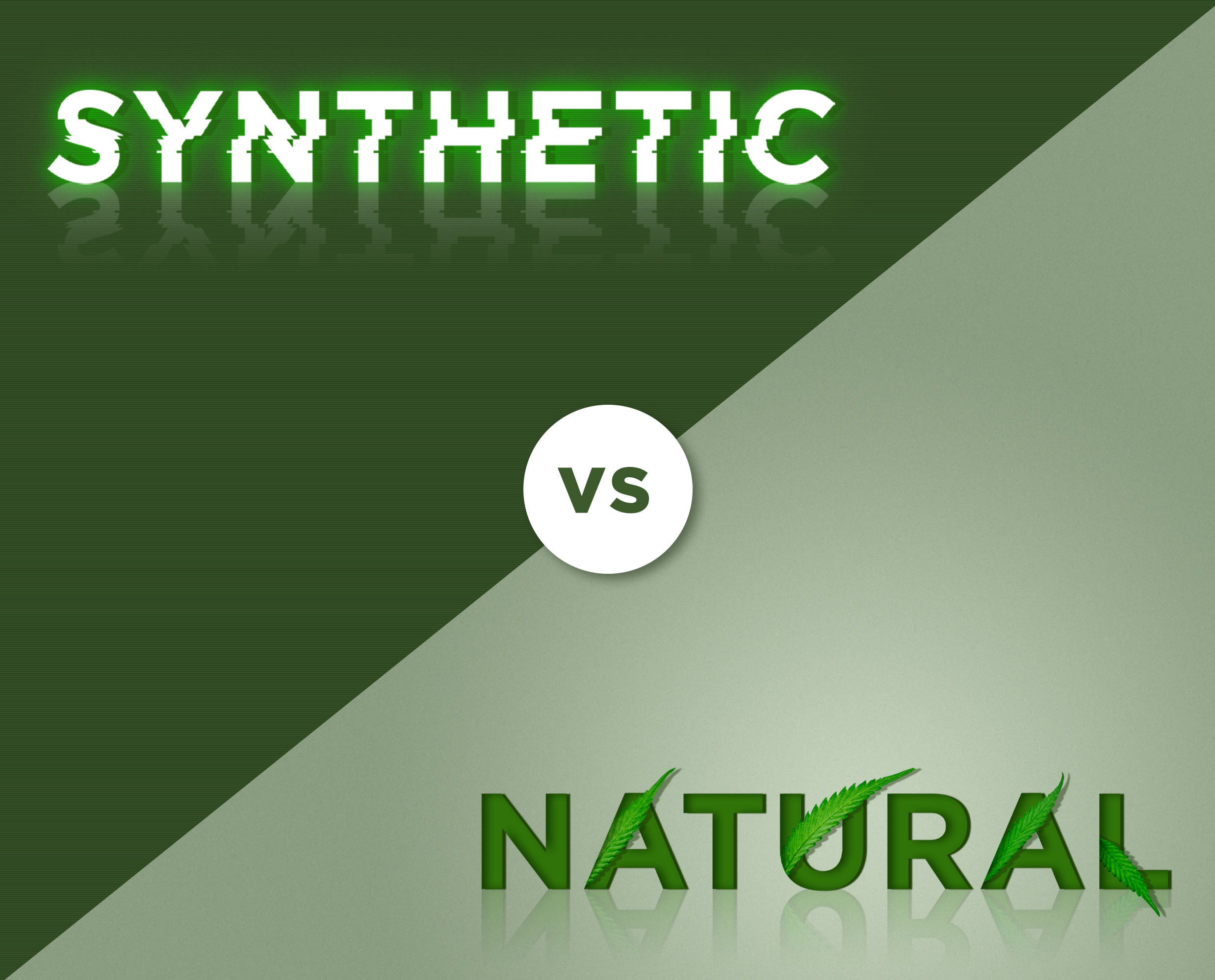 Synthetic vs. Naturally Derived Cannabinoids